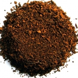 Palmenerde, Palmensubstrat, Pflanzsubstrat, Koskossubstrat, Pflanzerde, Anzuchterde, Kokosziegel, torffrei, ungedüngt, (ergibt ca. 60 Liter) 3kg