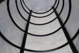 Premium-Winterschutz-System; 150 cm Höhe/ 75 cm Durchmesser (gedämmte Winterschutzhülle plus Gestell-Unterbau)