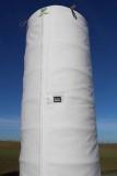 Premium-Winterschutz-System; 200 cm Höhe/ 75 cm Durchmesser (gedämmte Winterschutzhülle plus Gestell-Unterbau)
