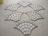 Granitpflaster Rundbogen 3 cm dick